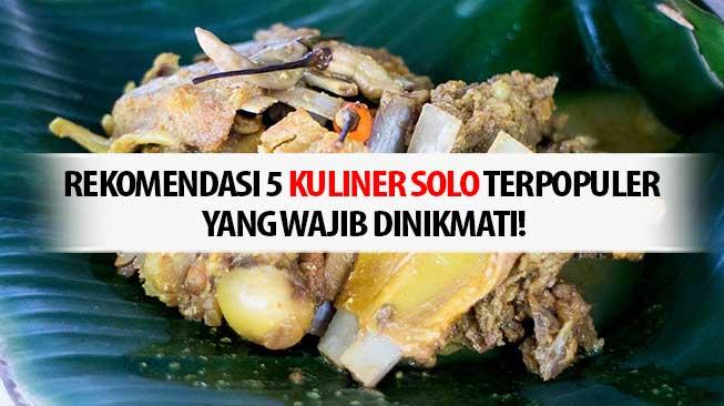 Kuliner Solo